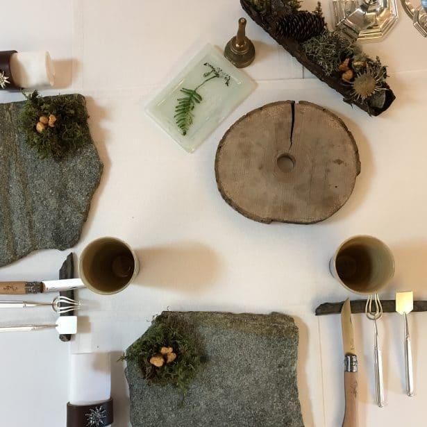 Une table raffinée et authentique - Marc Veyrat