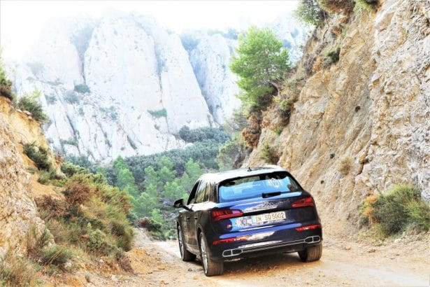 SQ5 TFSI Audi : Off-road
