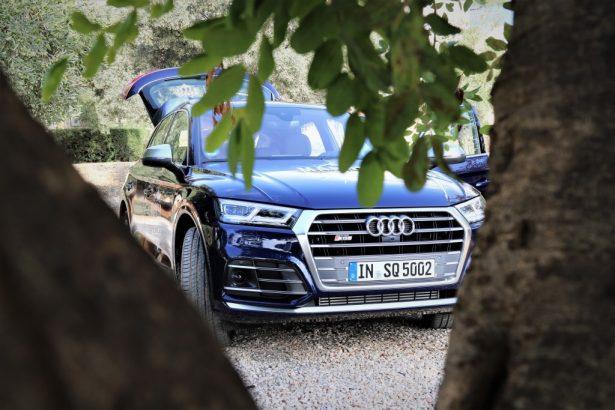 Essai SQ5 TFSI Audi en Espagne by L'Homme Tendance