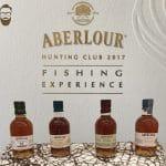 En route pour le Aberlour Hunting Club