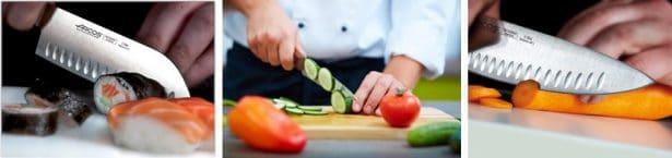 Arcos, les couteaux haut de gamme pour les passionnés de cuisine !