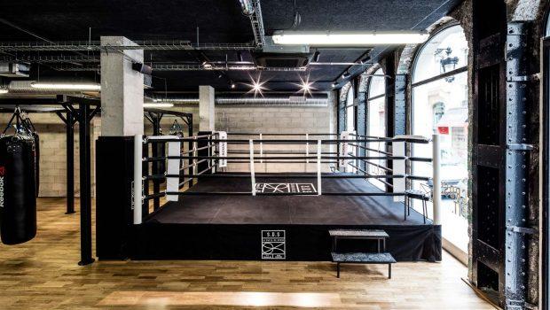 Couverture Salle de sport Reebok - Paris