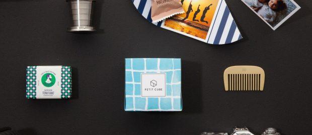 Petit cube idées originales de cadeaux