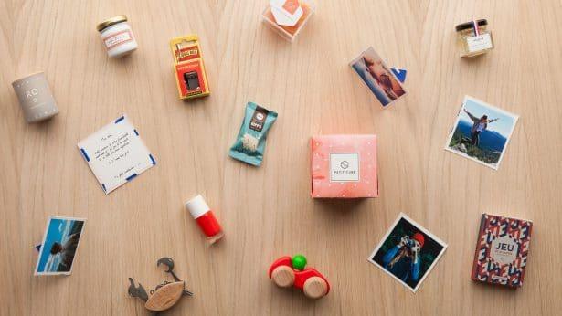 Pleins d'idées originales pour un cadeau surprise avec le Petit Cube