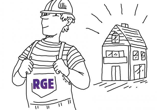 Pour le crédit d'impôt, votre artisan doit être certifié RGE