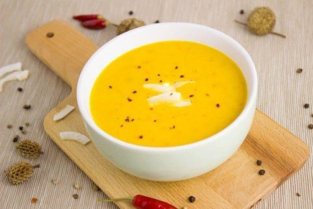 Une soupe pour se maintenir en forme