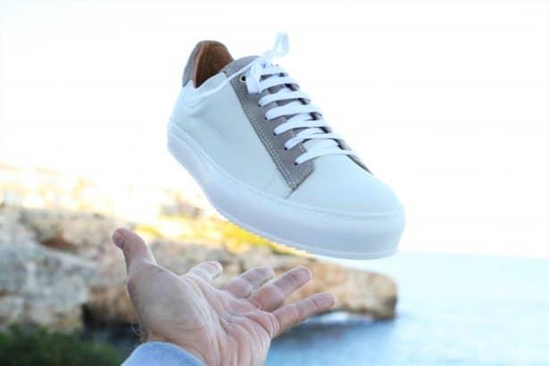Chaussures JUCH modèle Taranta Blanc Ivoire pour homme