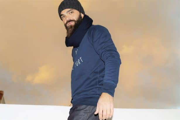 Look hiver homme