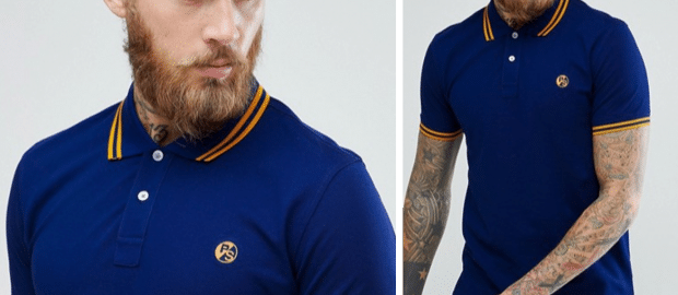Polo homme PS Paul Smith à 101,99€ sur ASOS