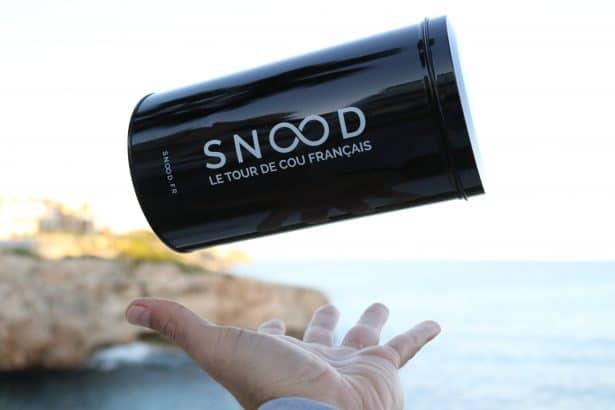 Boîte en métal dans laquelle le SNOOD est protégé