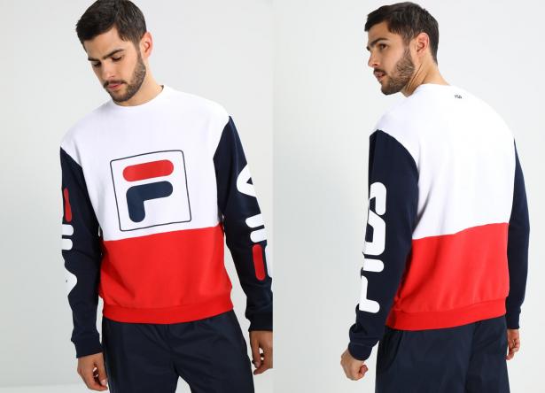 Royaume-Uni professionnel style de mode Sweat et gros logo : un retour à l'ancienne