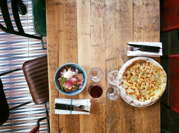 Ce soir, on se ferait bien une bonne pizza !