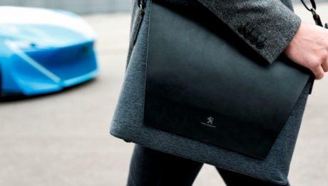 Couverture Peugeot - Maroquinerie