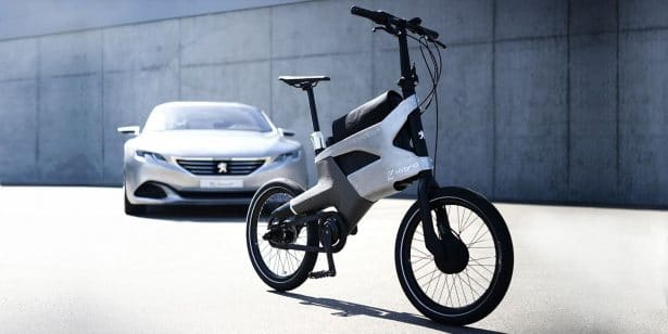 Peugeot Design Lab - AE21
