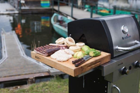 Un bon barbecue comme un Chef