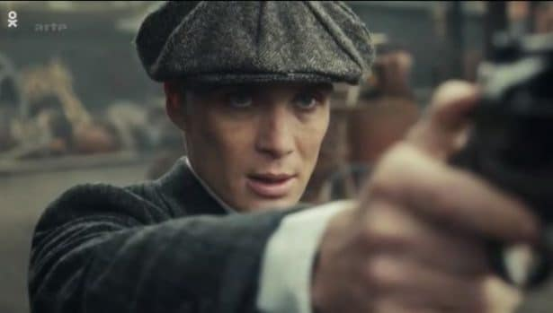 Style de casquette Peaky Blinders