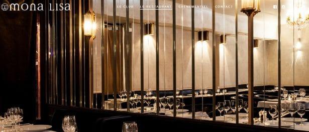 Restaurant Mona Lisa Paris 1er