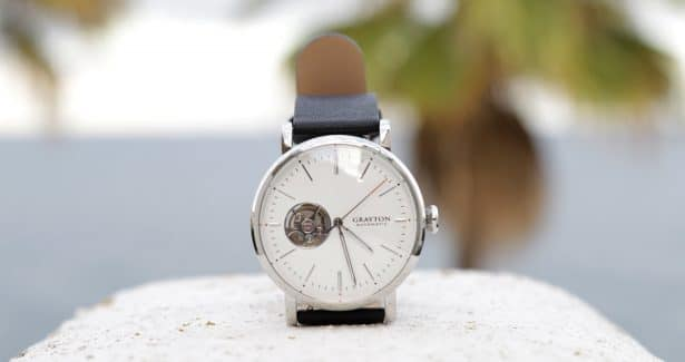 Montre automatique Grayton Minimaliste test