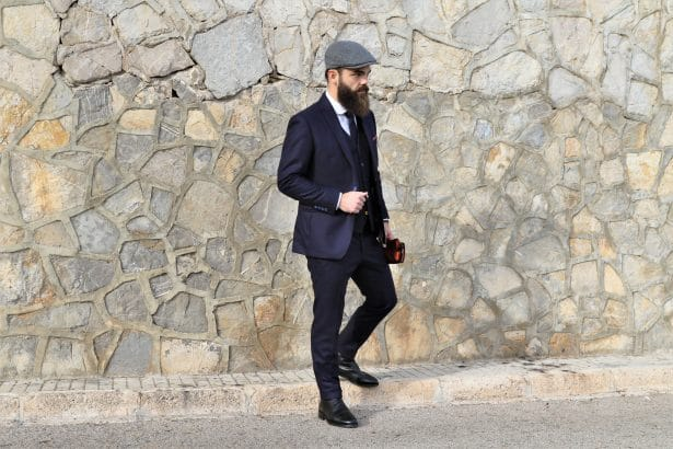 La casquette gavroche pour un look dandy et sophistiqué. En mode Peaky Blinders !