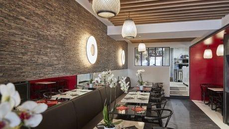 La Brasserie Thai paris restaurant