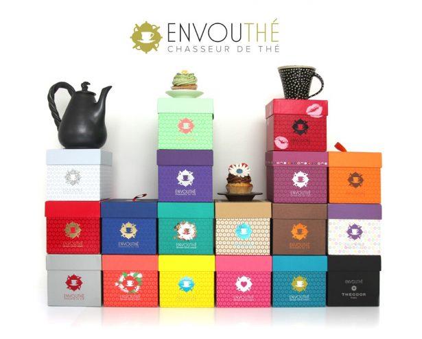 Des box pleines de couleurs à offrir