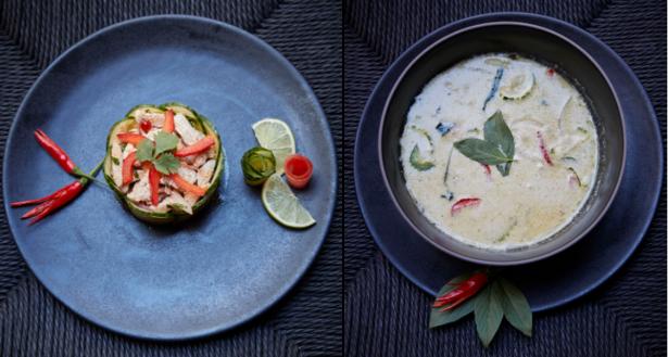 Des plats thaïlandais : sains et pleins de saveurs
