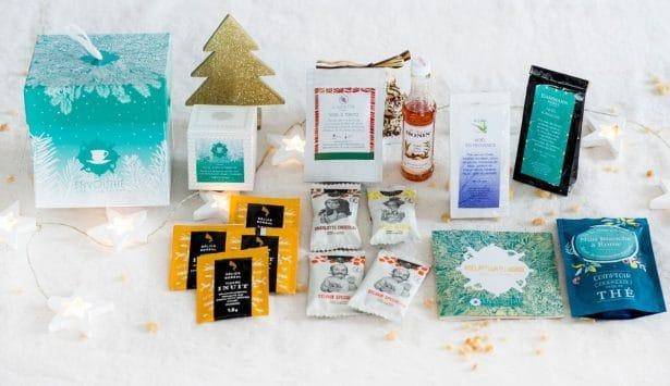 La box « Noël autour du monde » que l'on a découvert en décembre