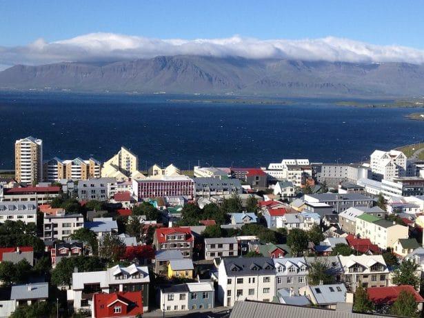 Reykjavik - voyage en islande