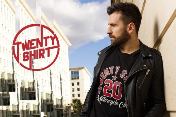 Twentyshirt pour des t-shirts personnalisés !