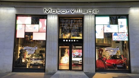 Bienvenue au MotorVillage