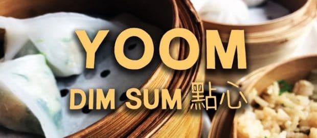 Découverte du restaurant le Yoom Dim Sum aux Batignolles