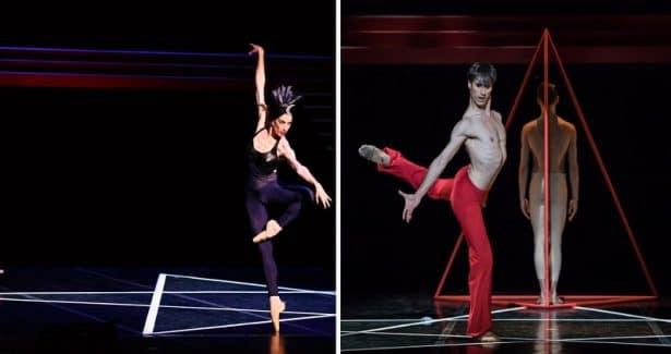 Du mouvement, de la grâce pendant le ballet