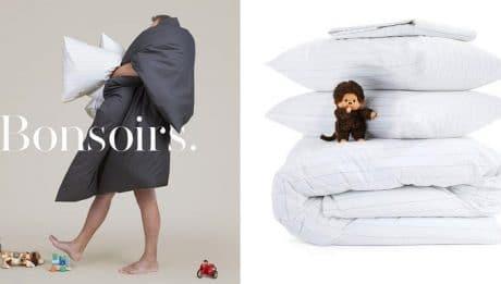 Les parures de lit BONSOIRS
