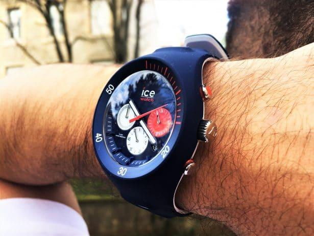 Design épuré, sobriété pour cette nouvelle Ice Watch