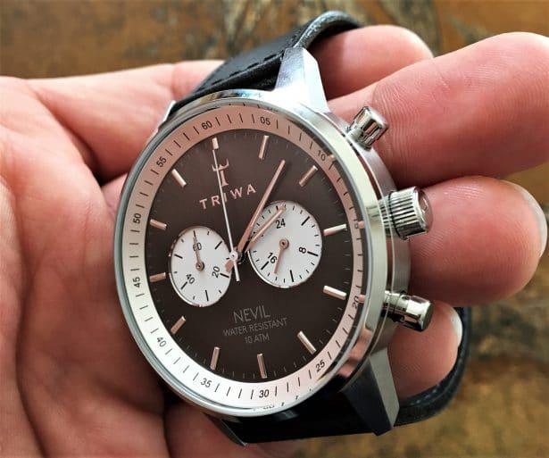 Test de la montre TRIWA Slate Nevil à 269€
