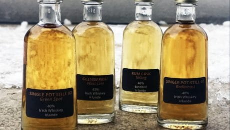 La Box McBlend spécial Irish Whiskey