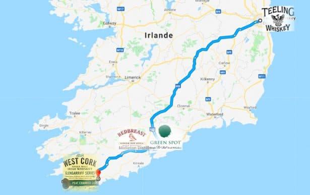 McBlend nous fait traverser l'Irlande