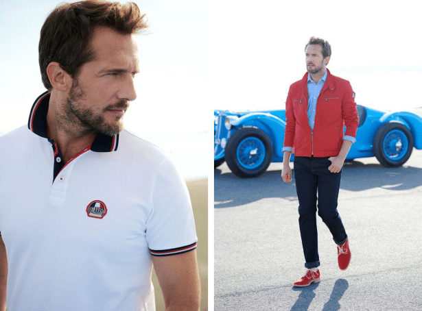 Look chic et décontracté by Delahaye Racing