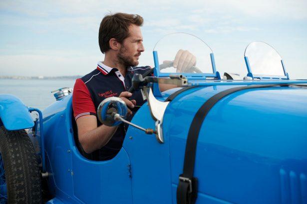 Look Delahaye Gentleman racer : une image sportive et élégante