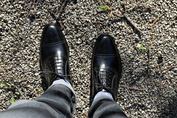 Test souliers EDISON Les Crafteurs x L'HommeTendance.fr