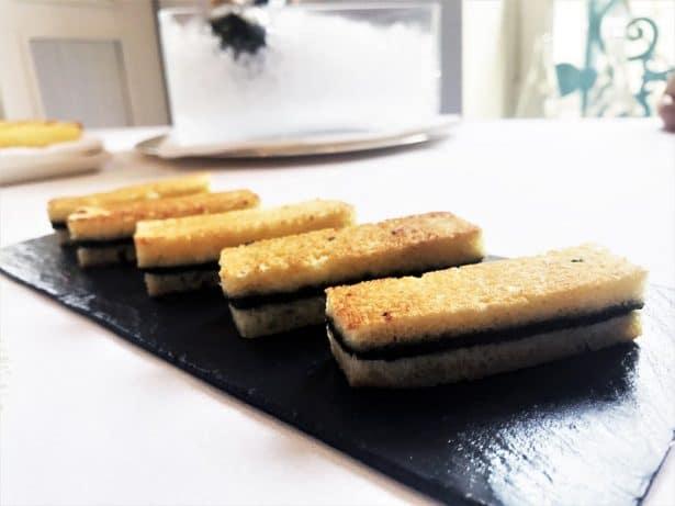 Croque-Caviar de Petrossian Ma révélation 2018