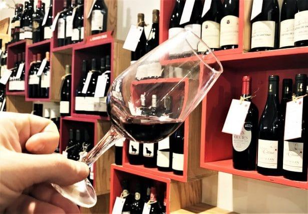 Dégustation de la sélection Vins Rouges du Monde du Petit Ballon rue du Rocher dans Paris