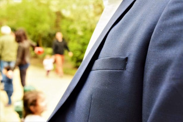 De la - haute -couture avec mon costume-sur-mesure Faubourg Saint Sulpice