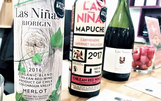 Gamme Las Ninas, coup de cœur de la sélection Chilienne