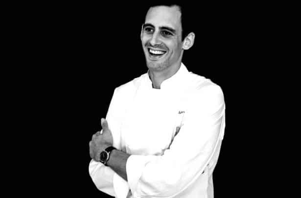 Julien Gasperi, un chef de haut niveau au restaurant Le Caulaincourt à Paris