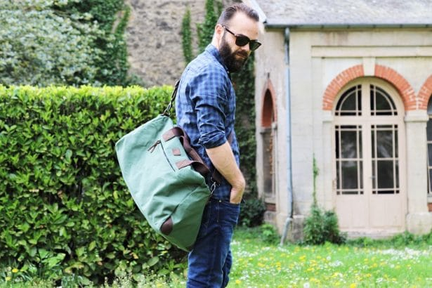 Le sac BillyBelt kaki parfait pour mes escapades