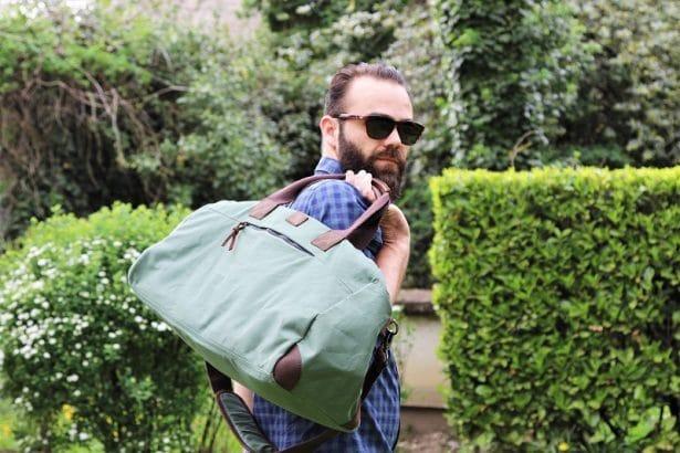 Le sac week-end by Billybelt, une valeur sûre