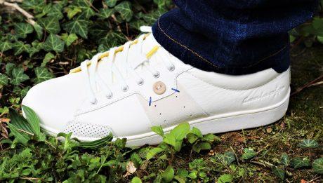 Parfaites ces sneakers pour le printemps ! Faguo x Armor Lux