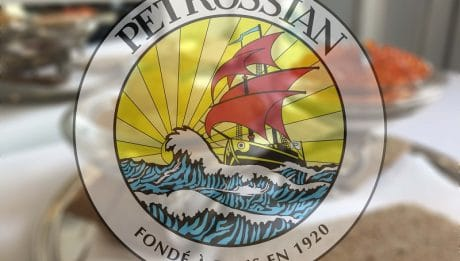 Restaurant Petrossian