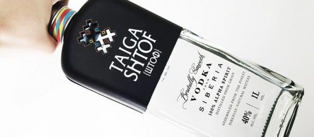 Taiga Shtof vodka sibérienne premium